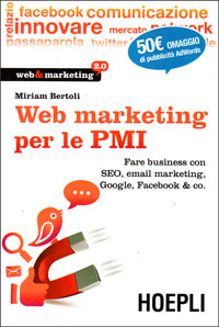web marketing per le PMI copertina libro